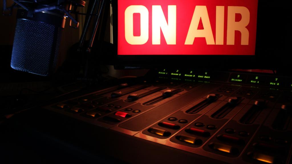 Fragmenty programów radiowych